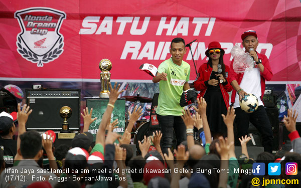 Persebaya Gelar Meet and Greet - JPNN.COM
