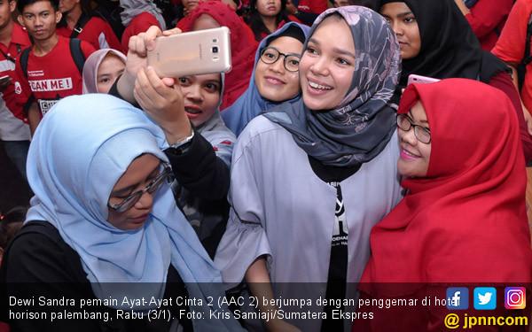 Dewi Sandra - JPNN.COM