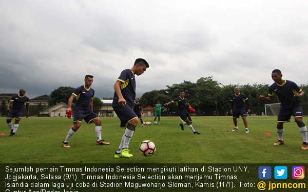 Timnas Indonesia Selection - JPNN.COM
