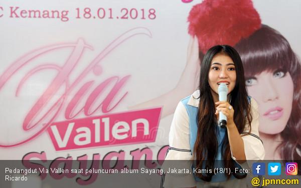 Depak Ayu Ting Ting, Penampilan Via Vallen Dibilang Kaku - JPNN.COM