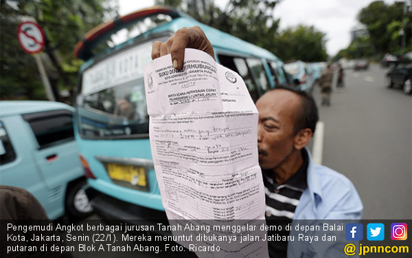 Polda Metro Tetap Usut Kasus Penutupan Jalan Jatibaru - JPNN.COM