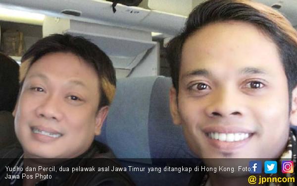Cak Yudho dan Cak Percil - JPNN.COM