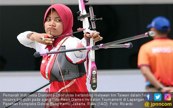 Atlet Panahan Putri Indonesia - JPNN.COM