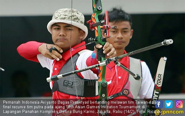Atlet Panahan Indonesia - JPNN.COM
