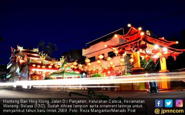 Semarak Imlek di Manado - JPNN.COM