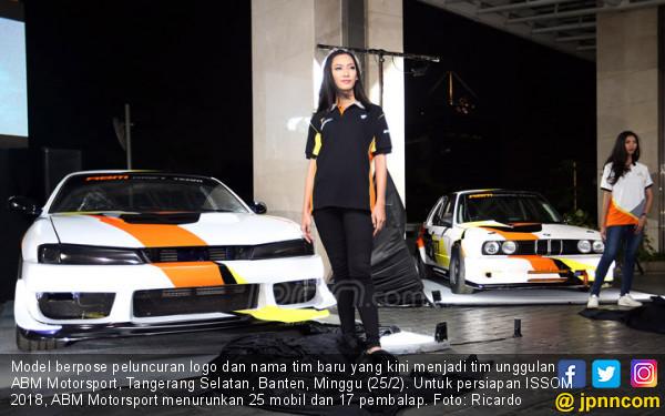 Peluncuran Logo dan Tim ABM Motorsport - JPNN.COM