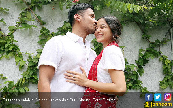 Chicco Jerikho Positif Covid-19, Begini Kondisi Anak dan Istri - JPNN.com