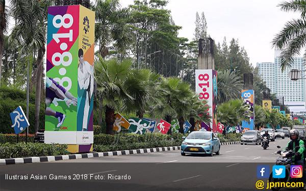 Persiapan Asian Games 2018 - JPNN.COM