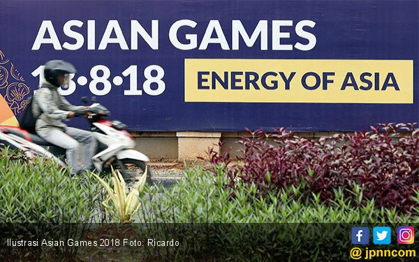 Persiapan Asian Games 2018 - JPNN.COM