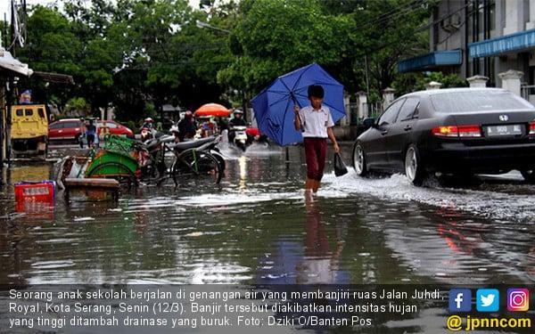 Drainase Buruk Masih Jadi PR Sejumlah Daerah - JPNN.COM