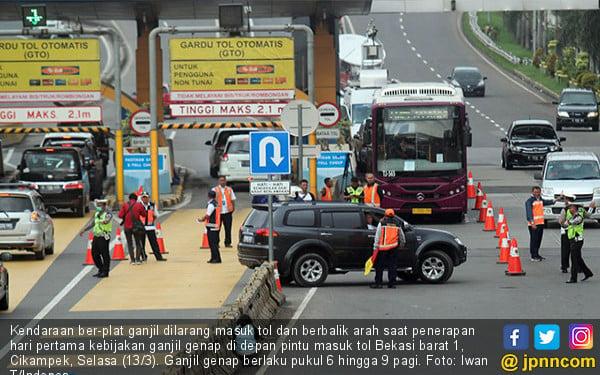 Sistem Ganjil Genap Sukses, Patut Dicoba ke Kota Lain - JPNN.COM