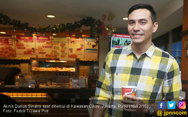 Darius Tuangkan Cinta untuk Keluarga dalam Masakan - JPNN.com