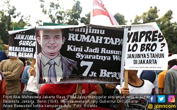 FAM Jaya Tuntut Janji Anies - JPNN.COM