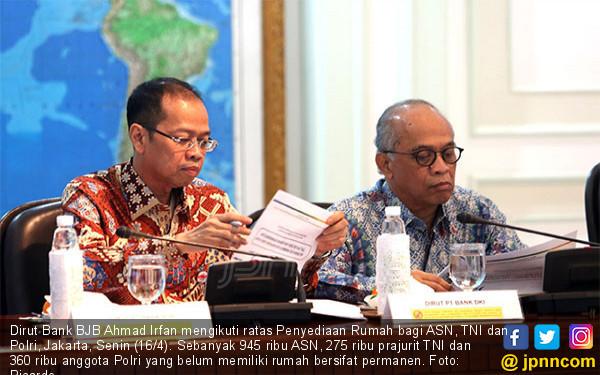 Dirut Bank BJB Ahmad Irfan - JPNN.COM