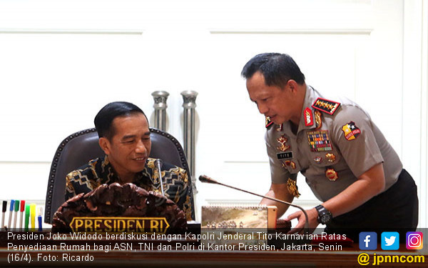 Ratas Penyediaan Rumah ASN, TNI dan Polri - JPNN.COM