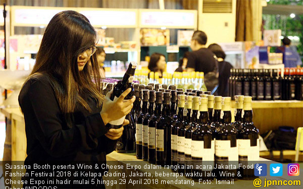 Wine & Cheese Expo - JPNN.COM