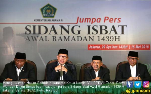 1 Ramadan Jatuh Pada Kamis Besok - JPNN.COM