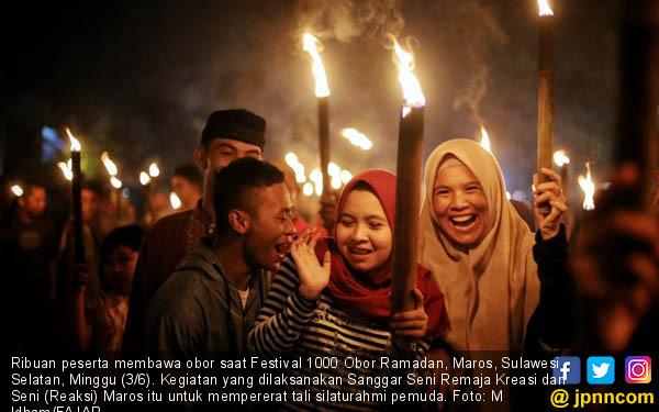 Festival 1000 Obor Ramadan - JPNN.COM