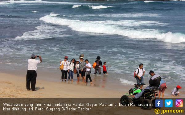 Pantai Klayar Pacitan - JPNN.COM