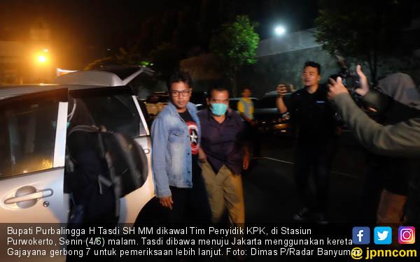 OTT, KPK Ciduk Bupati Purbalingga - JPNN.COM