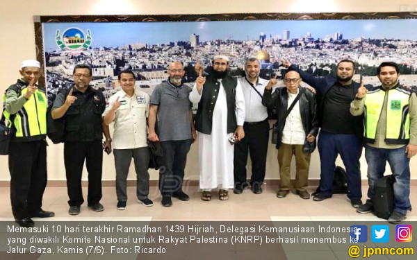 KNRP Dukung Pergram Kemanusiaan Mules Of Smiles - JPNN.COM
