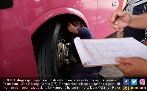 Pemeriksaan Angkutan Lebaran Digalakkan - JPNN.COM