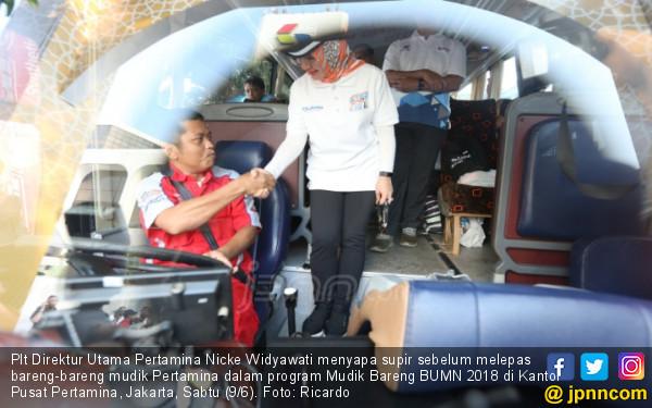Pertamina Bareng-Bareng Mudik (BBM) 2018 - JPNN.COM