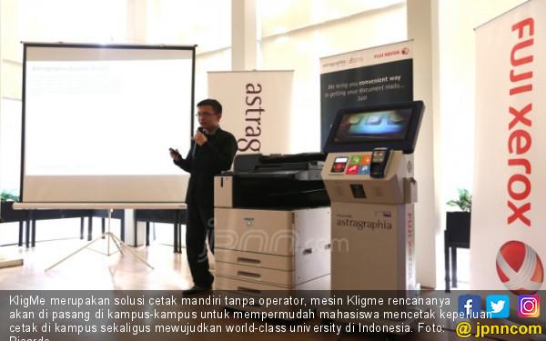 Astragraphia Document Solution hadirkan inovasi percetakan pada sektor Pendidikan - JPNN.COM