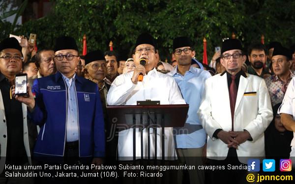 Di Daerah Ini, Prabowo – Sandiaga Berpeluang Menang - JPNN.COM