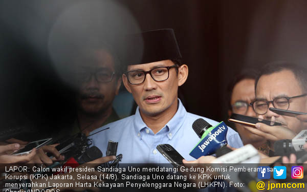 Cerita Anggota DPR Soal Kilang Minyak Mini Sandiaga Uno - JPNN.com