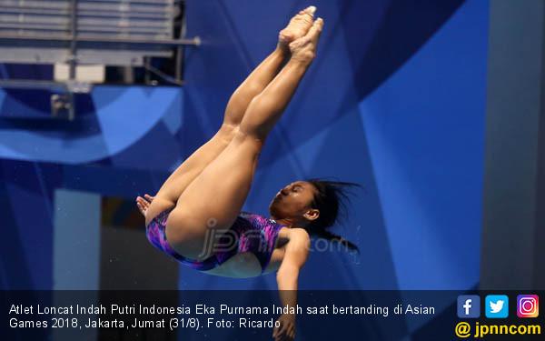 Indonesia Gagal Ulang Prestasi Loncat Indah 1962 - JPNN.com
