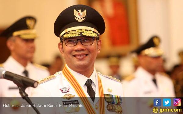 Ma'ruf Amin Target Menang 70 Persen di Jabar, Kang Emil: No Comment - JPNN.COM