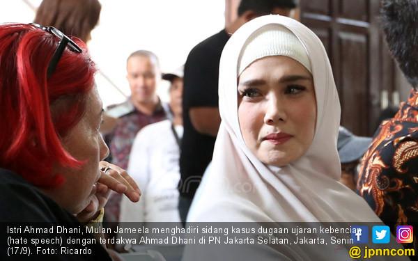 Dikabarkan Lolos ke DPR, Mulan Jameela Bercerita soal Doa Makbul - JPNN.com
