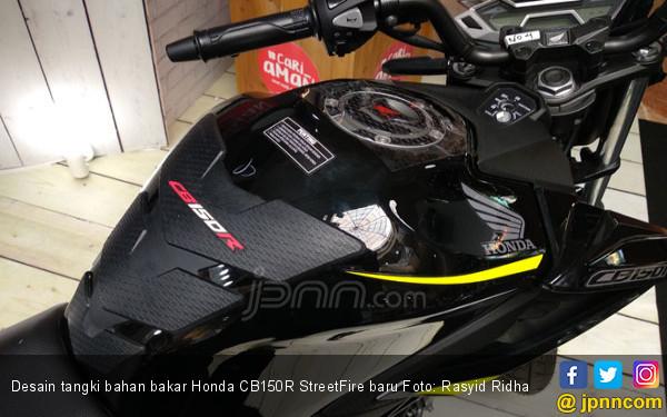 Honda CB150R StreetFire Baru - JPNN.COM