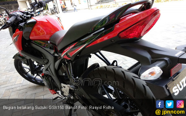 Suzuki GSX150 Bandit - JPNN.COM