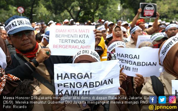 Puisi: Jeritan Honorer di Tengah Pandemi - JPNN.com