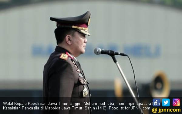 Brigjen Mohammad Iqbal - JPNN.COM