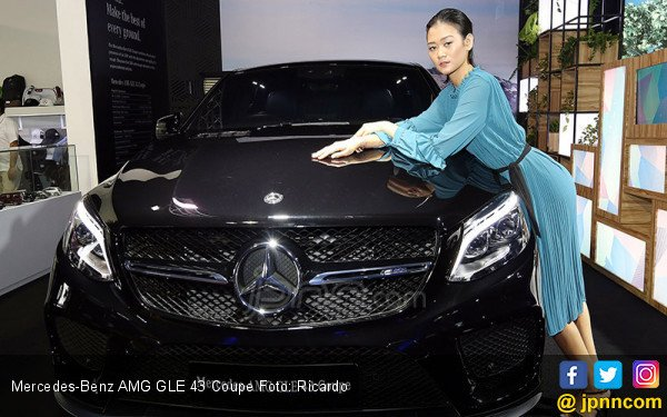 Mercedes-Benz AMG GLE 43 Coupe - JPNN.COM