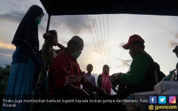Posko Mobile Pertamina Menjangkau Pengungsi Yang terisolasi - JPNN.COM