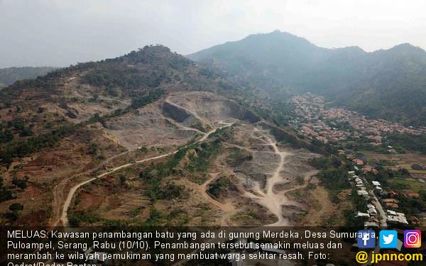 Areal Tambang Meluas, Warga Serang Resah - JPNN.COM