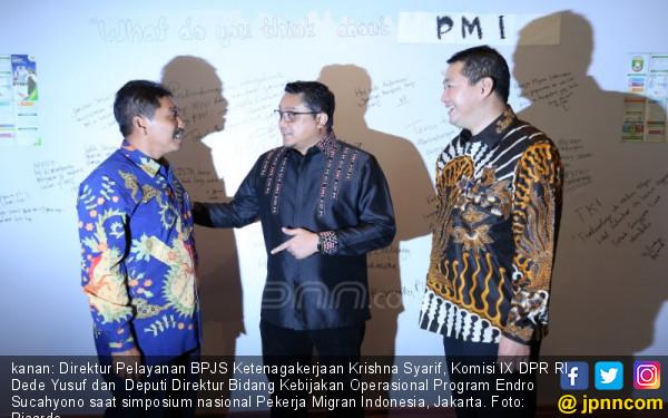 Simposium Nasional Pekerja Migran Indonesia - JPNN.COM