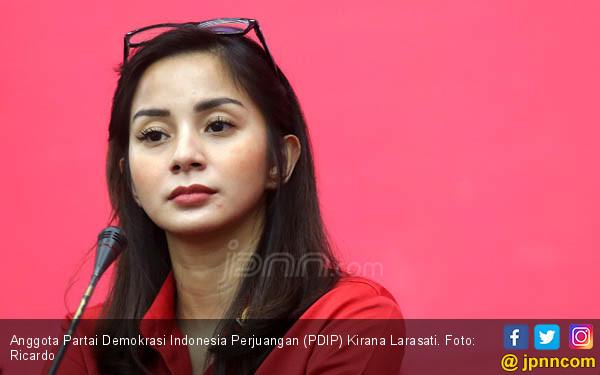Pak Sutopo Meninggal, Kirana Larasati Ikut Berduka - JPNN.com