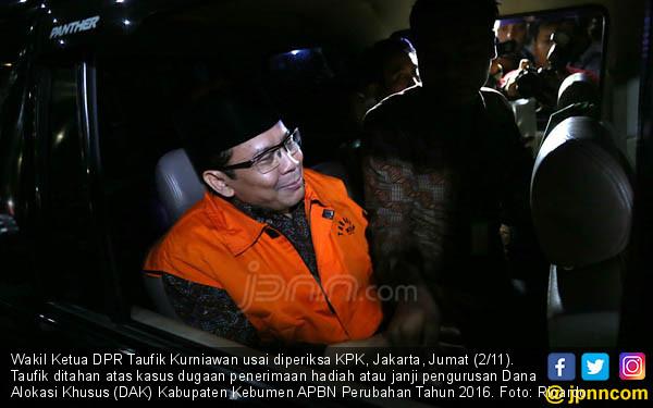 Wakil Ketua DPR Taufik Kurniawan - JPNN.COM