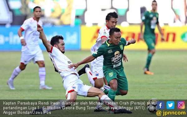 Persebaya Surabaya Hajar Persija Jakarta - JPNN.COM