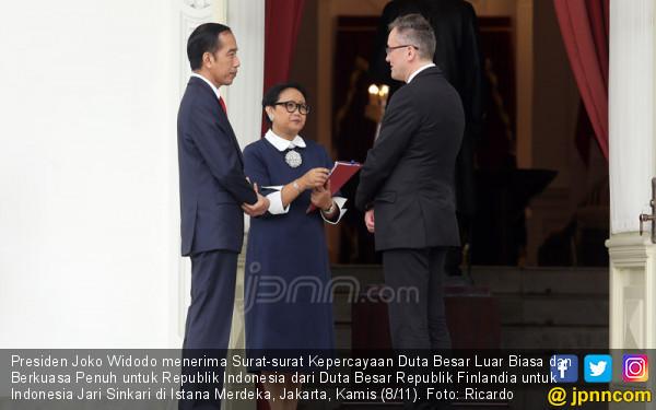Duta Besar Republik Finlandia untuk Indonesia Jari Sinkari - JPNN.COM