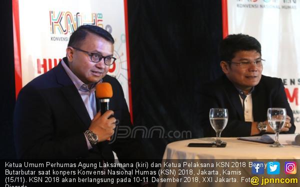 Jelang Konvensi Nasional Humas (KSN) 2018 - JPNN.COM