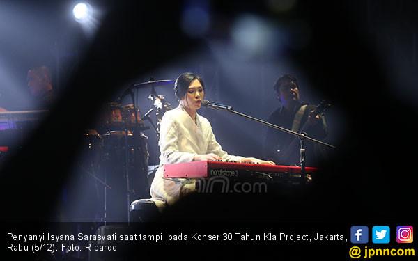 Isyana Sarasvati - JPNN.COM