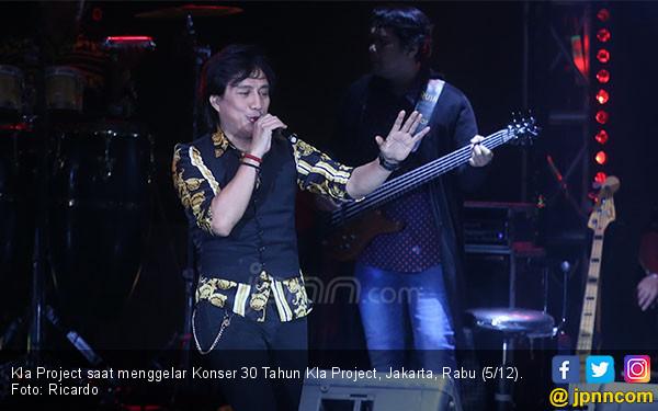 Konser 30 Tahun Kla Project - JPNN.COM