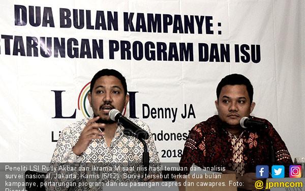 Dua Bulan Kampanye, Pertarungan Program dan Isu - JPNN.COM