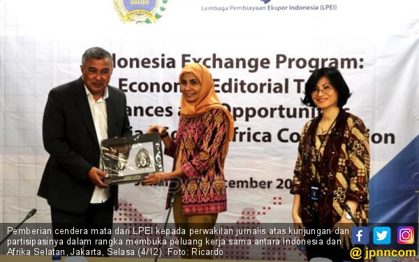Kerjasama Antara Indonesia dan Afrika Selatan - JPNN.COM